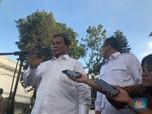 Ketemu Jokowi, Prabowo Isyaratkan Dua Menteri untuk Gerindra