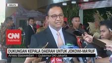VIDEO: Dukungan Kepala Daerah Untuk Jokowi-Ma'ruf