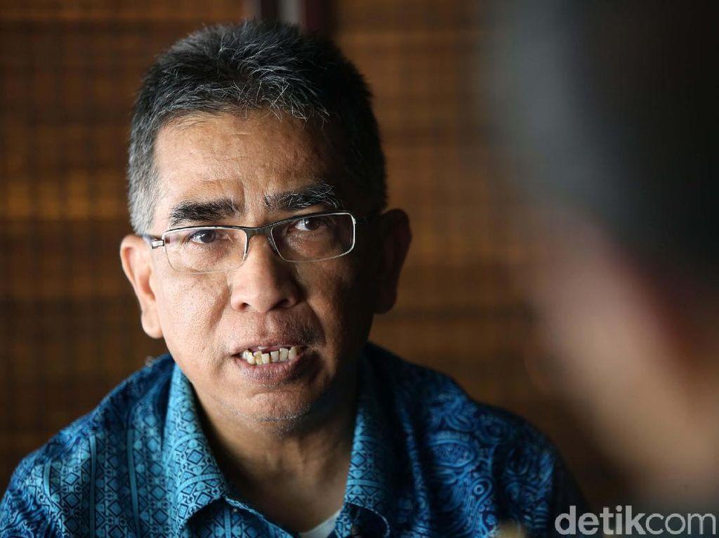 Benny Erwin Siap Bersih-Bersih PSSI