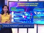 Resmi Dilantik, Ini Fokus Pemerintahan Jokowi 2.0