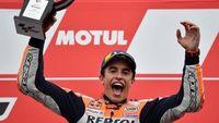 Kisah Marquez Kehabisan Bensin di MotoGP Jepang dan di-Stut Syahrin