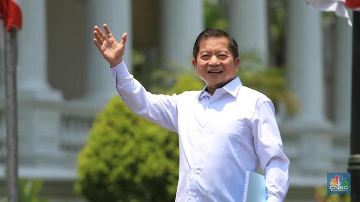 Suharso (CNBC Indonesia/Tri Susilo)