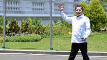 Jokowi Tugasi Suharso Monoarfa Siapkan 'Roadmap' Pembangunan