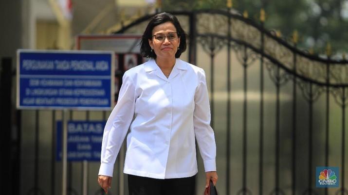 Sri Mulyani Indrawati mengeluarkan Peraturan Menteri Keuangan nomor 163/PMK.010/2019.