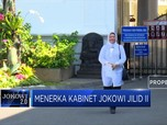 Menerka Kabinet Jokowi Jilid II