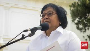 Tantangan Siti Nurbaya di KLHK Setop Bencana Tahunan Karhutla