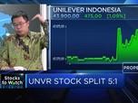 Teropong Kinerja Univeler Jelang Rencana Stock Split