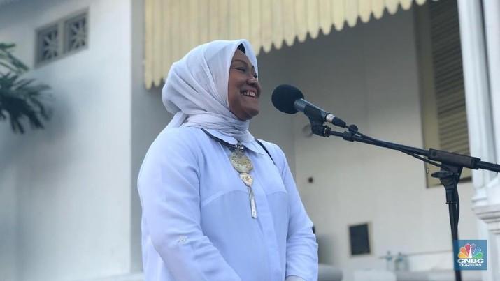 Ida Fauziyah Jadi Menteri Ketenagakerjaan