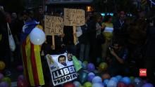 VIDEO: Pemerintah Spanyol Diminta Berdialog dengan Catalonia
