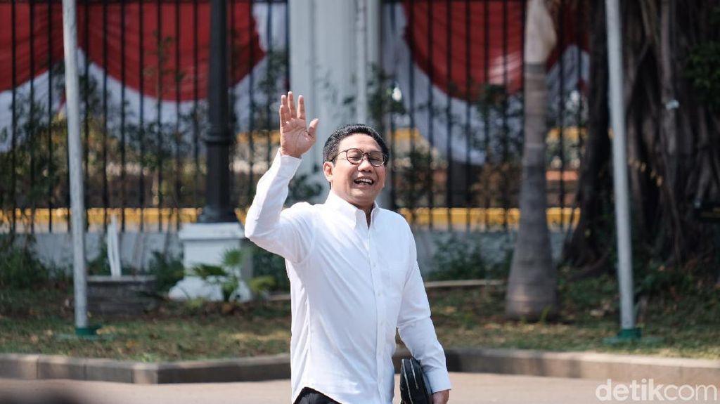 Kode 'Desa' dari Kakak Cak Imin Abdul Halim Usai Dipanggil Jokowi
