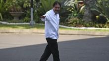 Sofyan Djalil, Dua Kali Digeser, Kini Dipercaya Jokowi Lagi