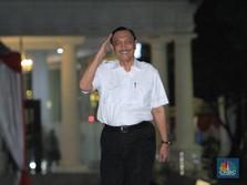 Luhut Pertanyakan Jumlah Kasus Covid-19 di Indonesia