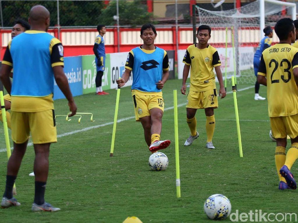 Bhayangkara akan menjadi Persib Bandung dalam lanjutan Liga 1 2019, Rabu (23/10/2019).