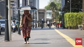 Ahli Ungkap Pengaruh Suhu Panas Terhadap Virus Corona di RI