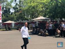Jokowi Beri 1 Bulan Menteri Bereskan Aturan Hambat Investasi