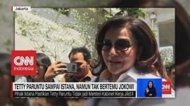 VIDEO: Bupati Minahasa Selatan ke Istana Tak Bertemu Jokowi