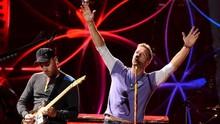 Rilis 'Everyday Life', Coldplay Siarkan Konser dari Yordania