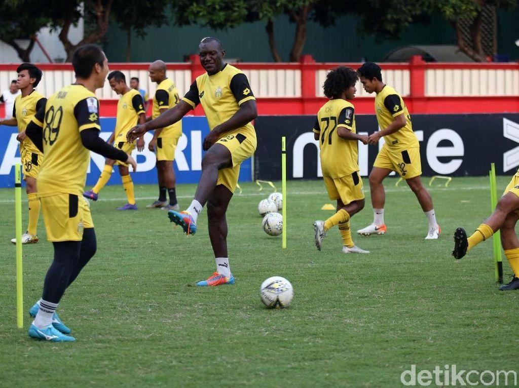 Bhayangkara FC Bersiap Jelang Hadapi Persib Bandung