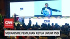 VIDEO: Mekanisme Pemilihan Ketua Umum PSSI