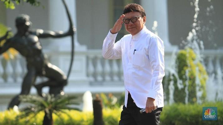 Demikian dikatakan Menteri Pendayagunaan Aparatur Negara dan Reformasi Birokrasi Tjahjo Kumolo di Istana Kepresidenan, Jakarta, Selasa (19/11/2019).