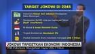 VIDEO: Jokowi Targetkan Indonesia Jadi Negara Maju