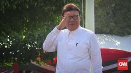 Tjahjo Kumolo: Saya Diminta Kembali Membantu Kabinet Kerja