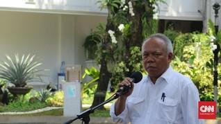 Menteri PUPR Optimistis Tol Trans Jawa Tekan Biaya Logistik