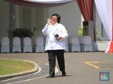 Ini Deretan Calon Menteri yang Dipanggil Jokowi Hari ini