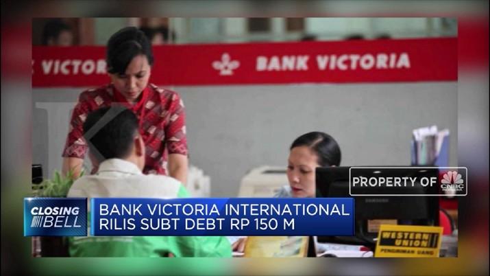 Bank Victoria Rilis Obligasi Rp 150 M (CNBC Indonesia TV)