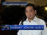 Agus Suparmanto Ke Istana Bahas Komoditas, Jadi Menteri Apa ?