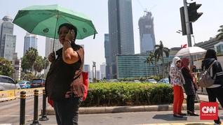 BMKG: Isu Gelombang Panas Akan Landa Indonesia Hoaks