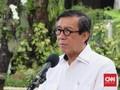 Yasonna Bebaskan 30 Ribu Napi dan Anak di Tengah Wabah Corona
