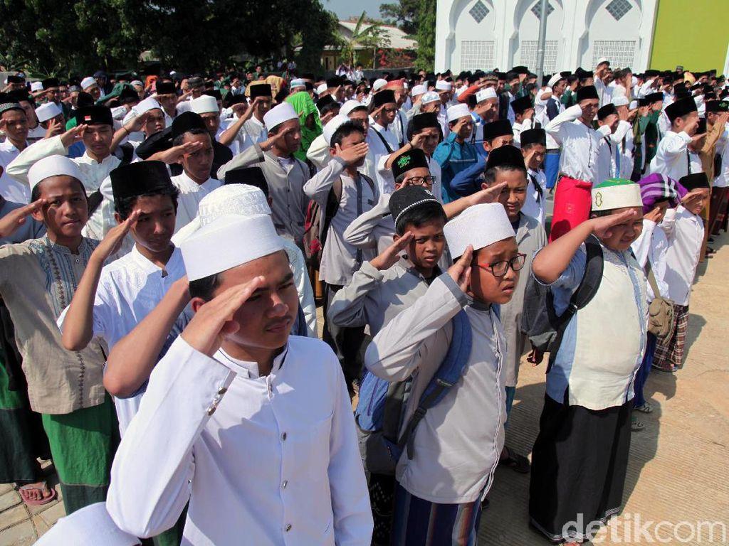 PBNU Rayakan Hari Santri Nasional 2019 di Bogor