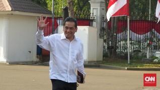 Agus Suparmanto Bakal Bantu Jokowi Tingkatkan Devisa