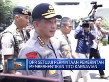 Tito Karnavian Mundur Jadi Kapolri