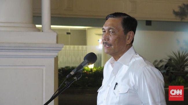 Luhut Ungkap Alasan Dirinya Jadi 'Menteri Segala Urusan'
