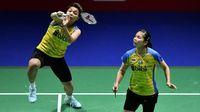 Greysia/Apriyani Susah Payah ke Babak Kedua French Open