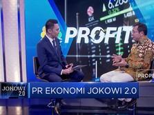Ekonomi Melambat, Begini Saran Ekonom Pada Kabinet Jokowi