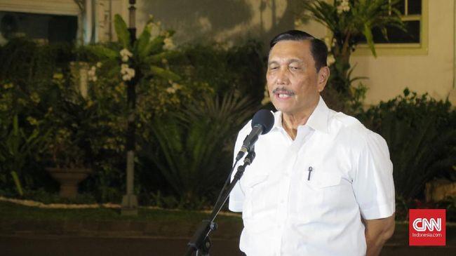 Luhut Sebut Suap Meikarta Coreng Investasi Indonesia