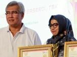 Raih Penghargaan OJK, Simpanan Pelajar BRI Kelola Dana Rp 2 T