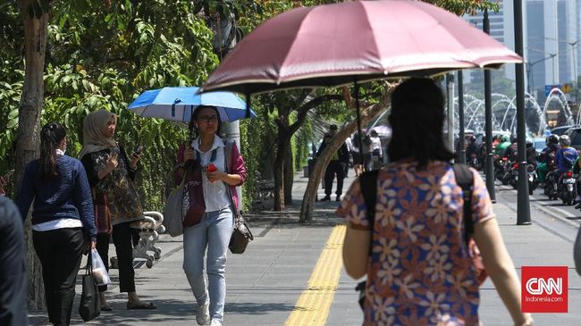 BMKG Beberkan Soal Hoaks Suhu Panas Indonesia