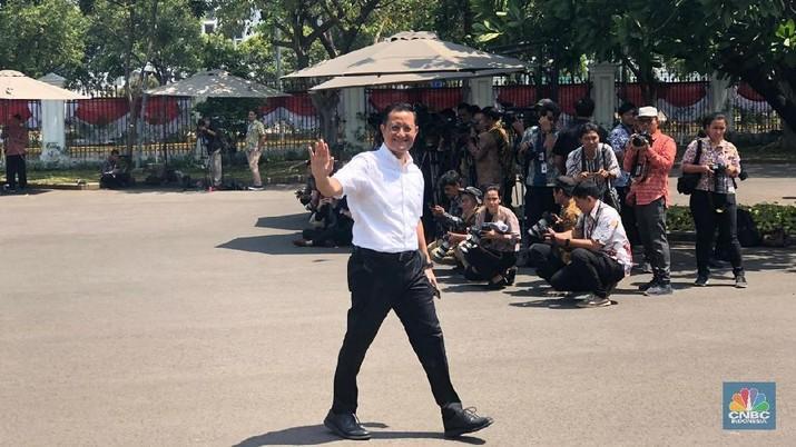 Tokoh-tokoh yang hadir memenuhi undangan Presiden Joko Widodo (Jokowi) terus bertambah.