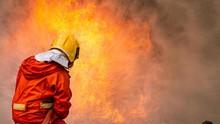 Diduga Korsleting, Kebakaran Gontor Rugikan Rp150 Juta