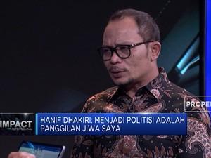 Hanif Dhakiri: