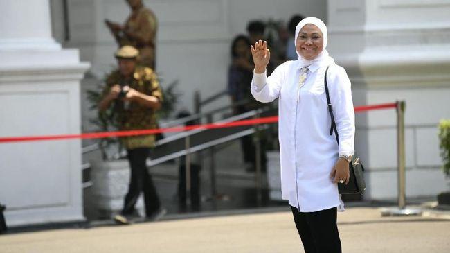 Ida Fauziah Diminta Bantu Jokowi Ciptakan Lapangan Kerja