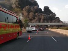 Sempat Ditutup, Tol Purbaleunyi Arah Jakarta Sudah Dibuka
