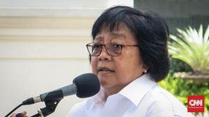 KLHK Putus Kerja Sama dengan WWF Indonesia