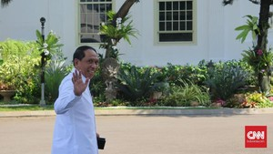 Zainudin Amali Diminta Jokowi Pimpin Bidang Olahraga