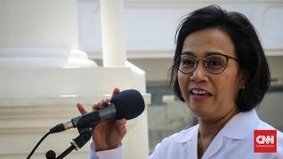 Senyum Sri Mulyani Respons Surat SBY Terkait Jiwasraya