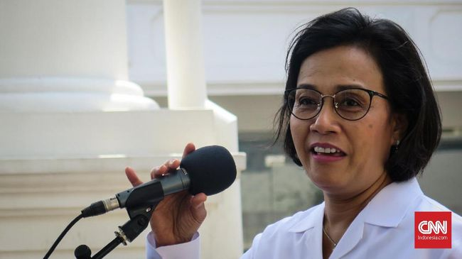Prestasi Sri Mulyani, Srikandi Jokowi di Bidang Keuangan